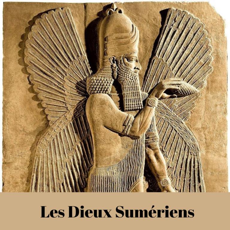 les dieux sumériens