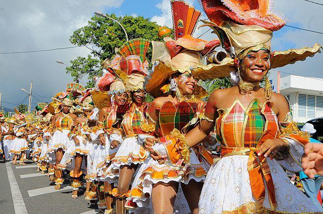 carnaval des antilles