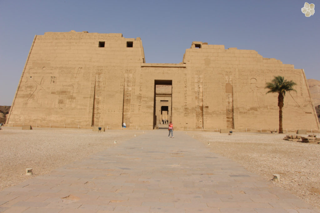 temple medinat habou