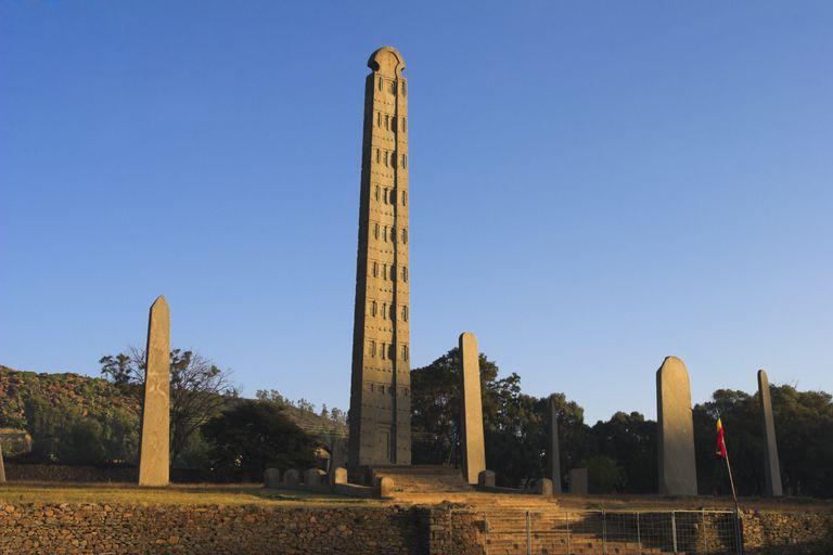 obélisque monolithe