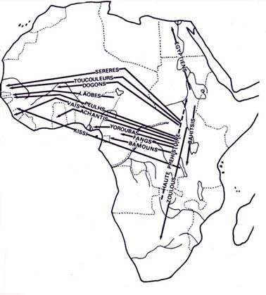langue africaine