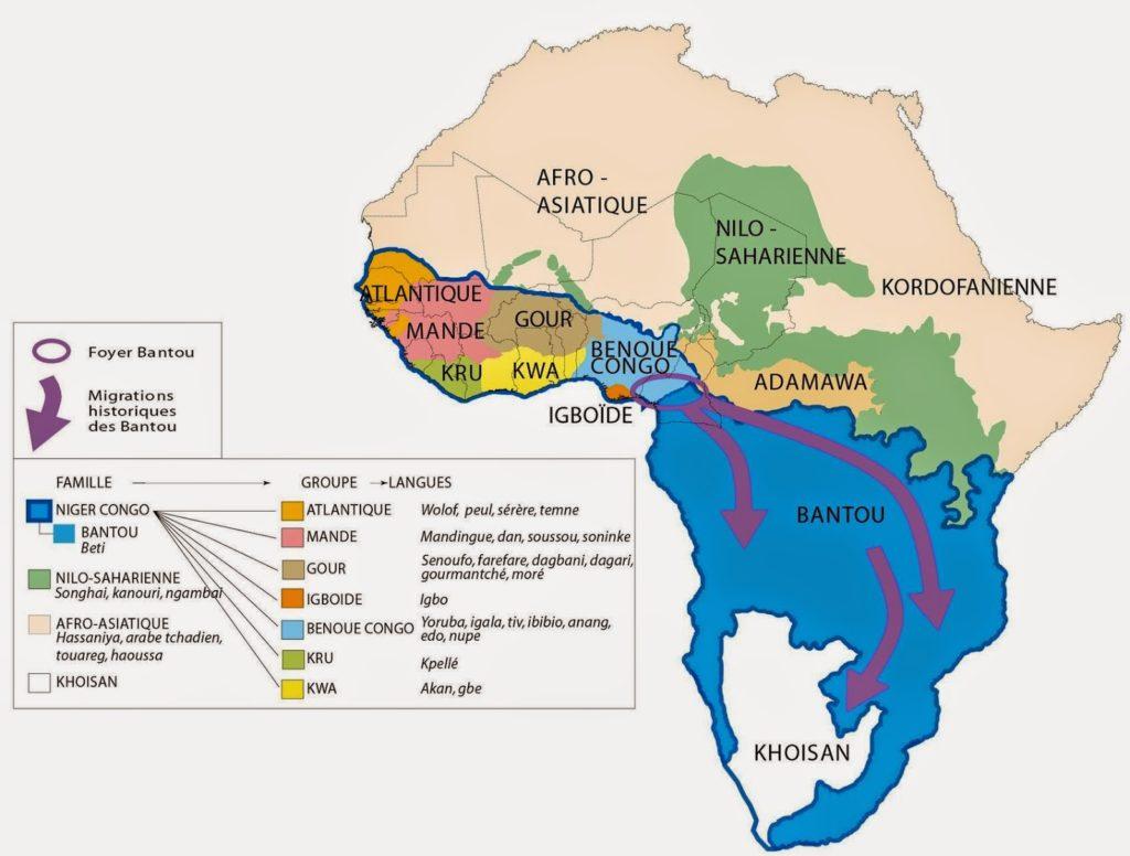 langueafricaine
