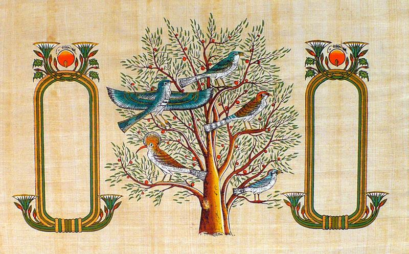 arbre de vie egypte