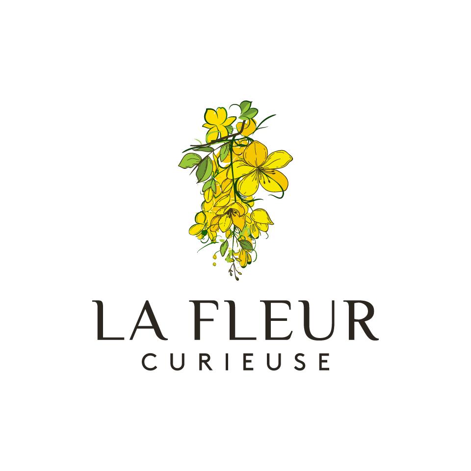 logo du site de la fleur curieuse