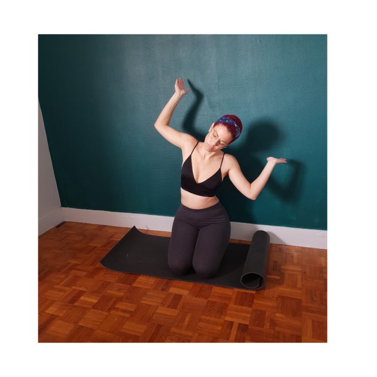 yoga egyptien