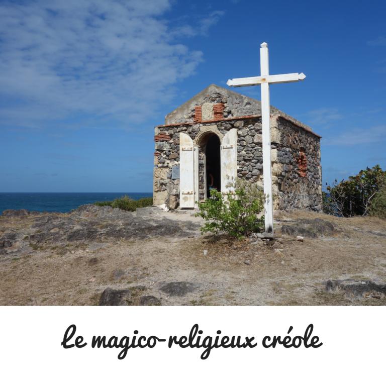 magico religieux créole
