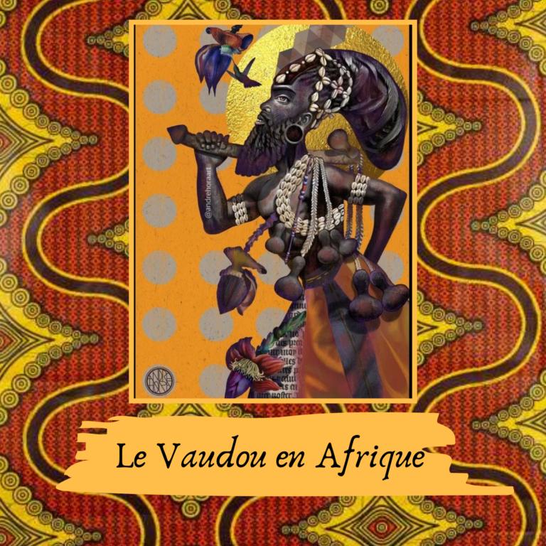 vaudou en afrique la fleur curieuse