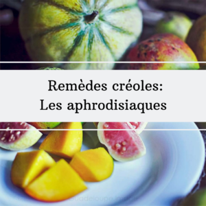 aphrodisiaques