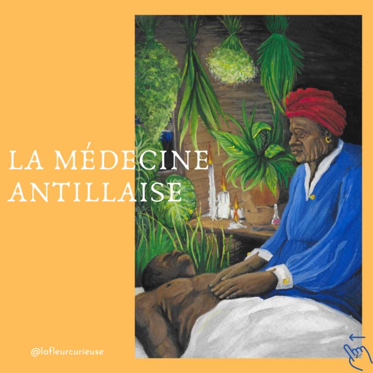 la médecine antillaise